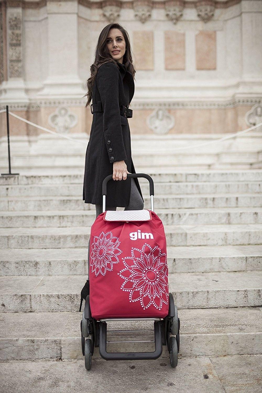 Slika Shopping kolica Gimi Tris crvena